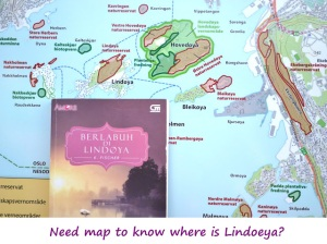 map Lindoeya