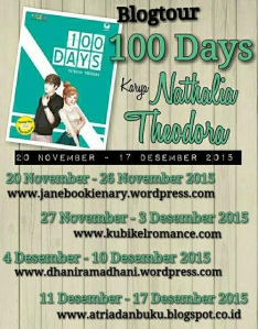 blogtour 100 days
